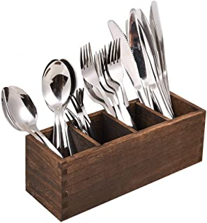 vertical cutlery storage