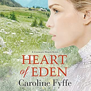 Heart of Eden audiobook cover art