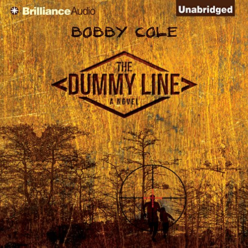 The Dummy Line audiobook cover art