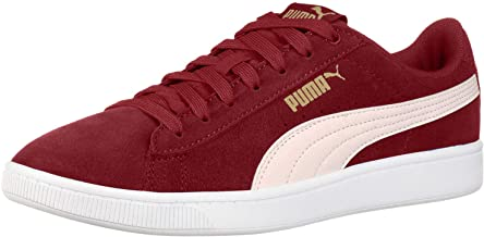 red and gold pumas