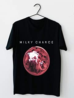 Milky Chance - Blossom Cotton short sleeve T shirt Hoodie for Men Women Unisex
