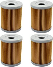 DRZ125L 2003 2004 2005 2006 2007 2008 2009 2010 2011 2012 2013 2014 Pack of 2 Cyleto Oil Filter for Suzuki DRZ125 DRZ 125