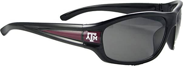 Texas A&M Aggies TAMU NCAA Black Sport Sunglasses S10JT