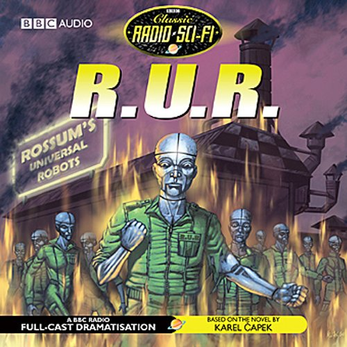 R.U.R. (Dramatisation) cover art