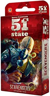 Portal Games 51st State Scavengers Expansion