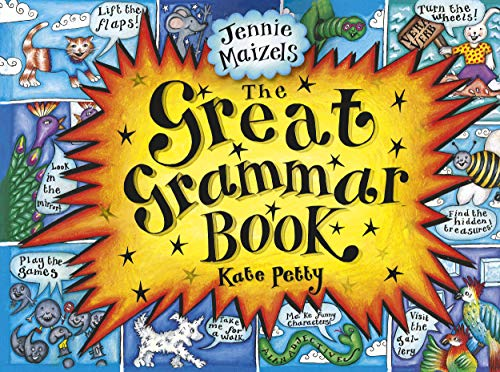 Image of The Great Grammar Book