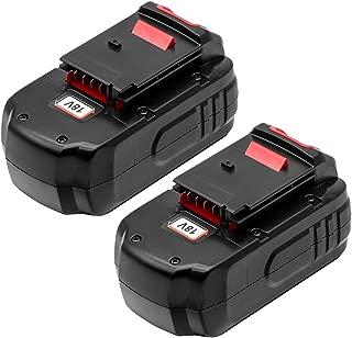 NEW PRODUCT 3.6Ah Ni-Mh PC18B Battery for Porter Cable 18V Battery PCC489N PC18B PC18BLEX PCMVC PCXMVC Cordless Tools Drill Batteries 2 Pack
