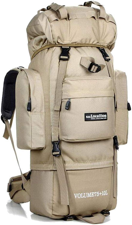 QWERASD Wasserdichter Rucksack Multifunktionaler Bergsteigensrucksack B07MS1MR16  Viele Stile