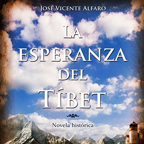La esperanza del Tíbet [The Hope of Tibet] cover art