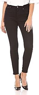 Cheap Monday-High Skin-Women-Denim Jeans-Pure black-33 EU