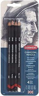 أقلام رصاص فحمي من ديروينت، عبوة من 4 قطع (39000)