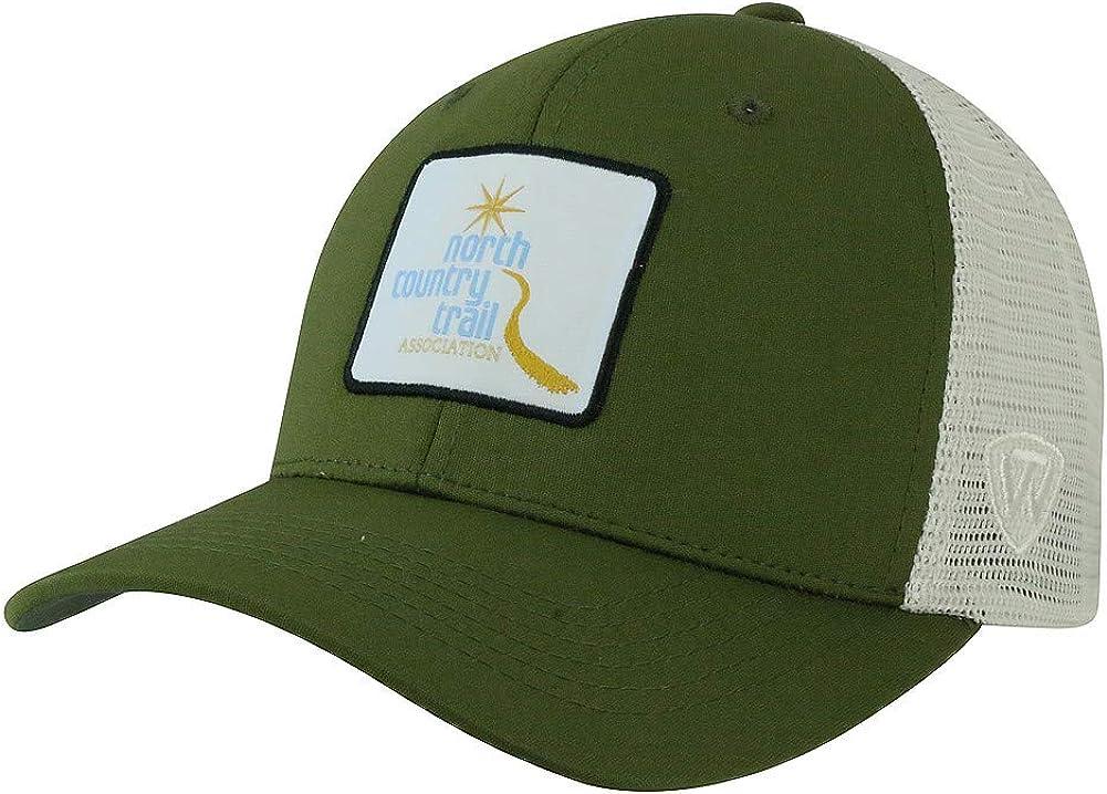 Crown Trails National Trails Adjustable Olive Hat