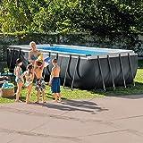 Zoom IMG-1 intex 26356np piscina rettangolare con