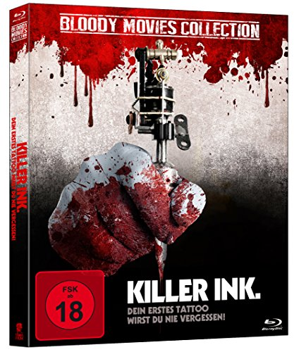 Killer Ink (Bloody Movies Collection) [Blu-ray]