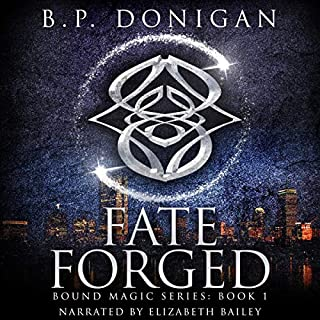 Fate Forged audiobook cover art