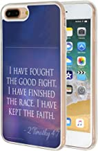 iPhone 8 Plus Case,Vobber Clear Slim Anti-Scratch Architecture TPU Shockproof Protective Cover for iPhone 8 Plus 5.5