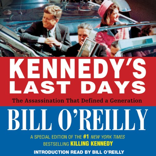 Kennedy's Last Days cover art