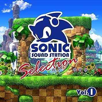 Sonic Sound Station Selection Vol.1