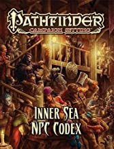 Pathfinder Campaign Setting: Inner Sea NPC Codex by Paizo Staff (2014-01-21)