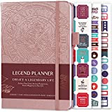 Legend Planner - Delux Weekly & Monthly Life Planner