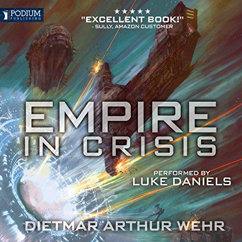 Empire in Crisis audiobook cover art