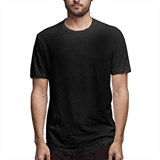 Men's Dwyane Wade One Last Dance Short Sleeve Classic Comfort Soft Crewneck T-Shirt