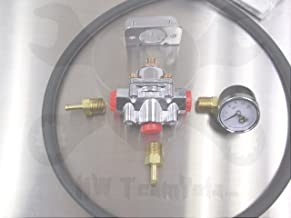 NW Team Yota FUEL PRESSURE REGULATOR KIT-1037 1-4 PSI