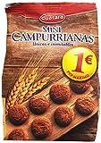 Cuètara - Mini Campurrianas - Galletas 300 gr - Pack de 3 (Total 900 grams)