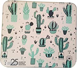 3 Museos mouse pad cactus