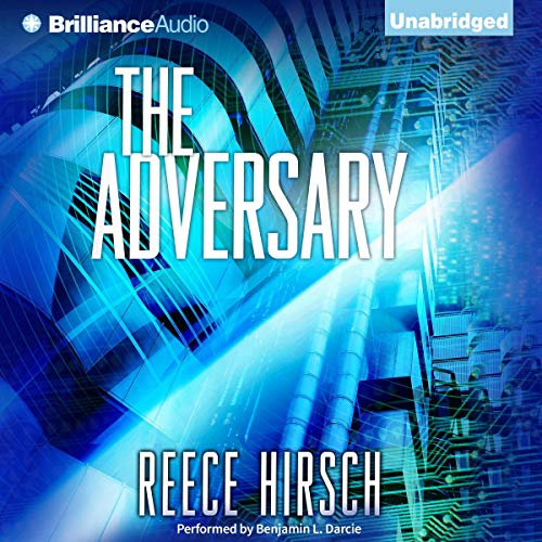 The Adversary Audiobook By Reece Hirsch cover art