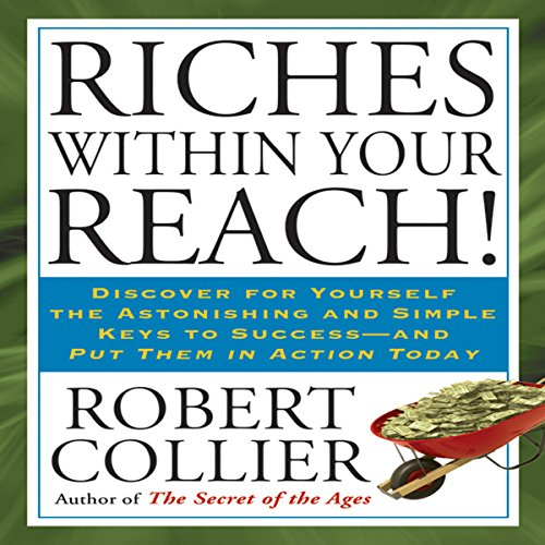 Riches Within Your Reach! cover art