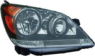 Headlight Replacement For Honda Odyssey Passenger Right Side Rh 2008 2009 2010 Headlamp Assembly