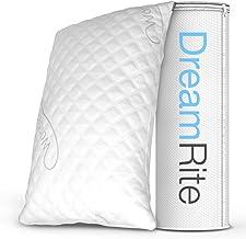 Dream Rite Shredded Hypoallergenic Memory Foam Pillow WonderSleep Series Luxury..