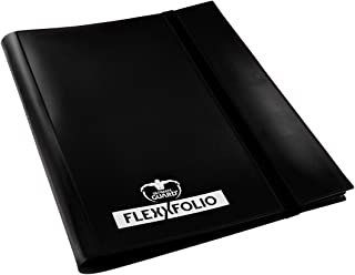 Ultimate Guard 4 Pocket FlexXfolio, Black