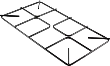 Spares2go Flat Gas Hob Pan Support Stand For Electrolux Oven Cookers (455mm x 245mm, Large)