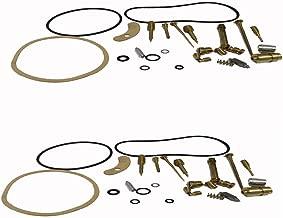 2 set Carburetor Carb Rebuild Repair Kit KZ400 KZ400D KZ400S for Kawasaki