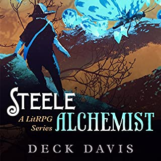 Steele Alchemist cover art