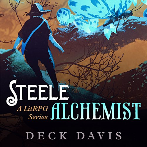 Steele Alchemist audiobook cover art