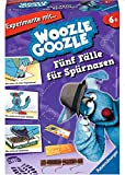 Ravensburger 18988 Detektivwesen, Woozle Goozle, Detektiv-Fälle für Spürnasen