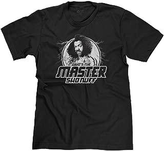 Who's The Master Sho Nuff Last Dragon Men's T-Shirt