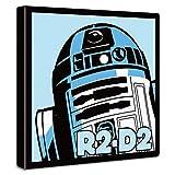 アートデリ ポスター R2-D2のファブリックボード インテリア アート 雑貨 stw-0005