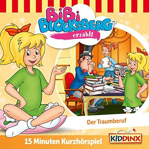 Der Traumberuf (Bibi Blocksberg erzählt 4.3) Titelbild