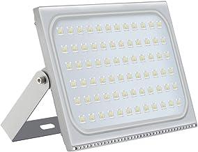 plaza estadio interior planta fabrica L/ámpara Industrial LED Sararoom 150W High Bright Foco Reflector LED E27 Casquillo IP54 de Impermeable 5000LM para Iluminaci/ón exterior almac/én