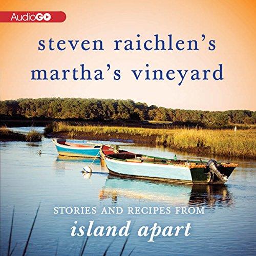 Steven Raichlen's Martha's Vineyard cover art