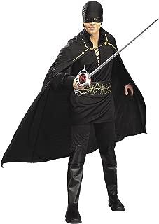 Zorro Adult Costume - X-Large
