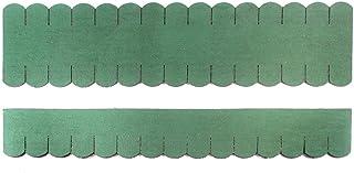 Martinshof Rothenburg Diakoniewerk 23.409 Lot de mini bardeaux type alsacien Vert 33 mm