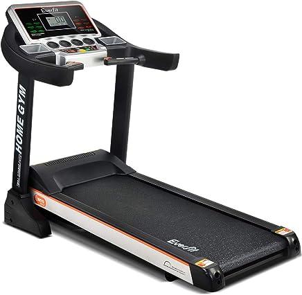 Everfit Folding Electric Treadmill Motorized Fitness Running Incline Machine W/Holder
