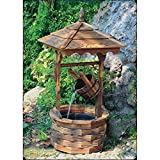 Wishing Well Fountain - Invites Best Wishes