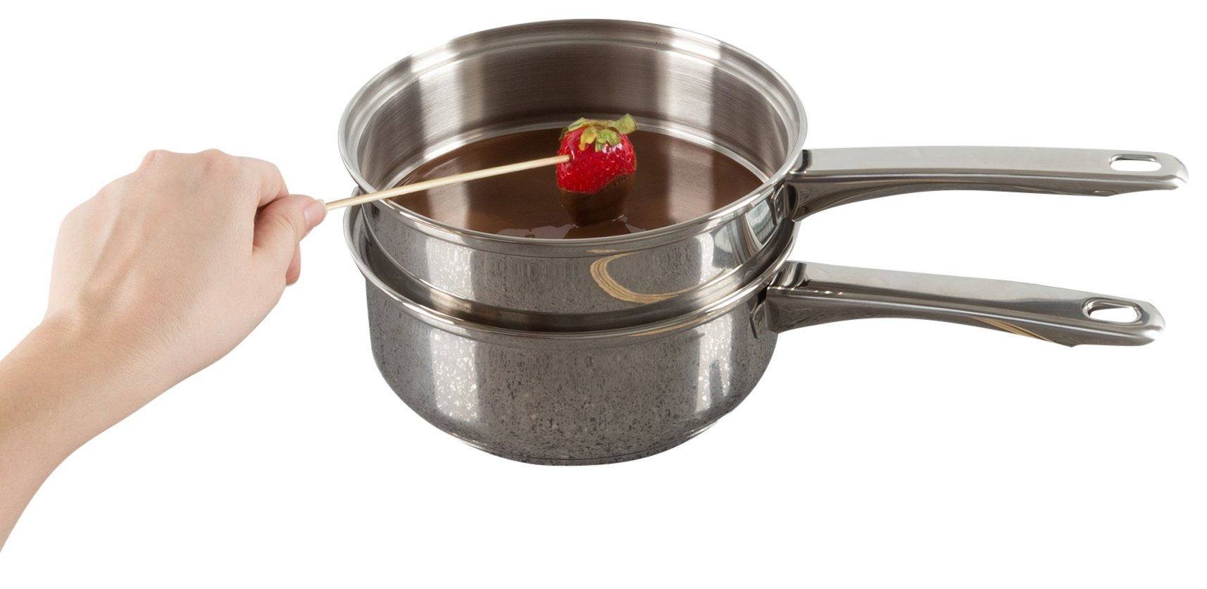Stainless Steel Cup Double Boiler