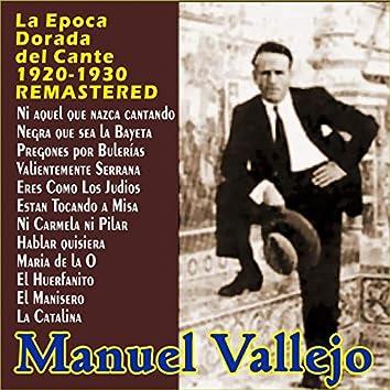 """La Epoca Dorada del Cante - 1920-1930 - Remastered"